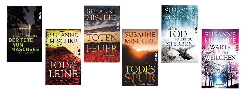 Style Hannover Susanne Mischke Bücher - Kriminalautorin Susanne Mischke im Interview