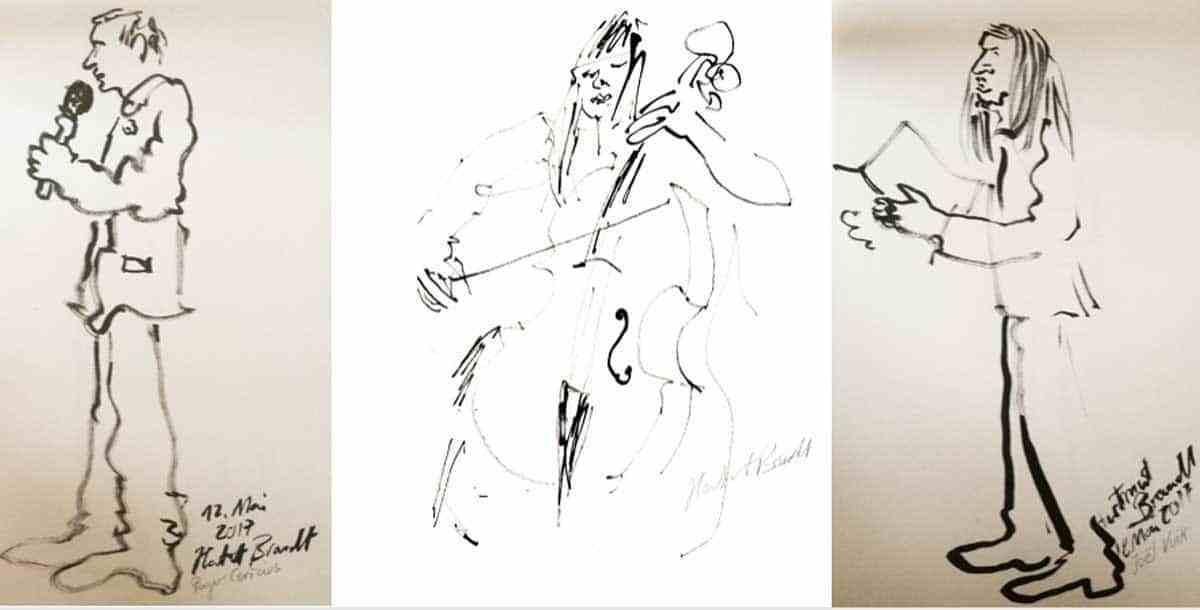 Style Hannover Hartmut Brandt Collage 1 - Hartmut Brandt: Multitalent