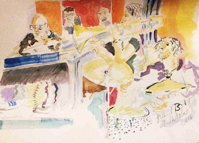 Style Hannover Hartmut Brandt Jazz Club 1 - Hartmut Brandt: Multitalent