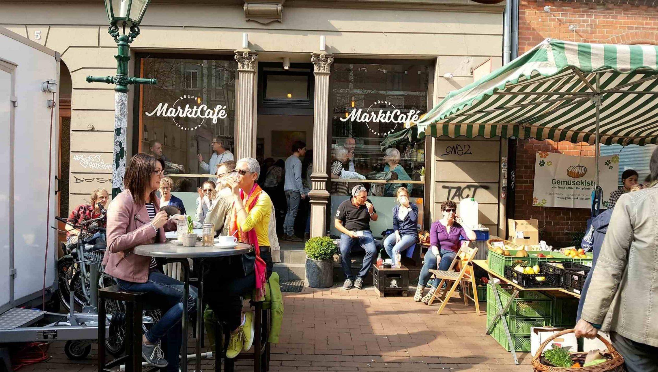 style hannover marktcafe 8 - La dolce vita im MarktCafé Linden