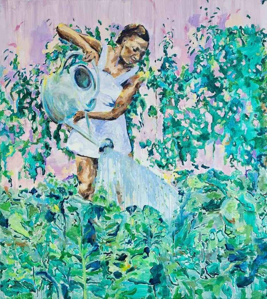 style hannover zoe MacTaggart GardeningJosephine 914x1024 - Zoë McTaggart | schon immer Künstlerin
